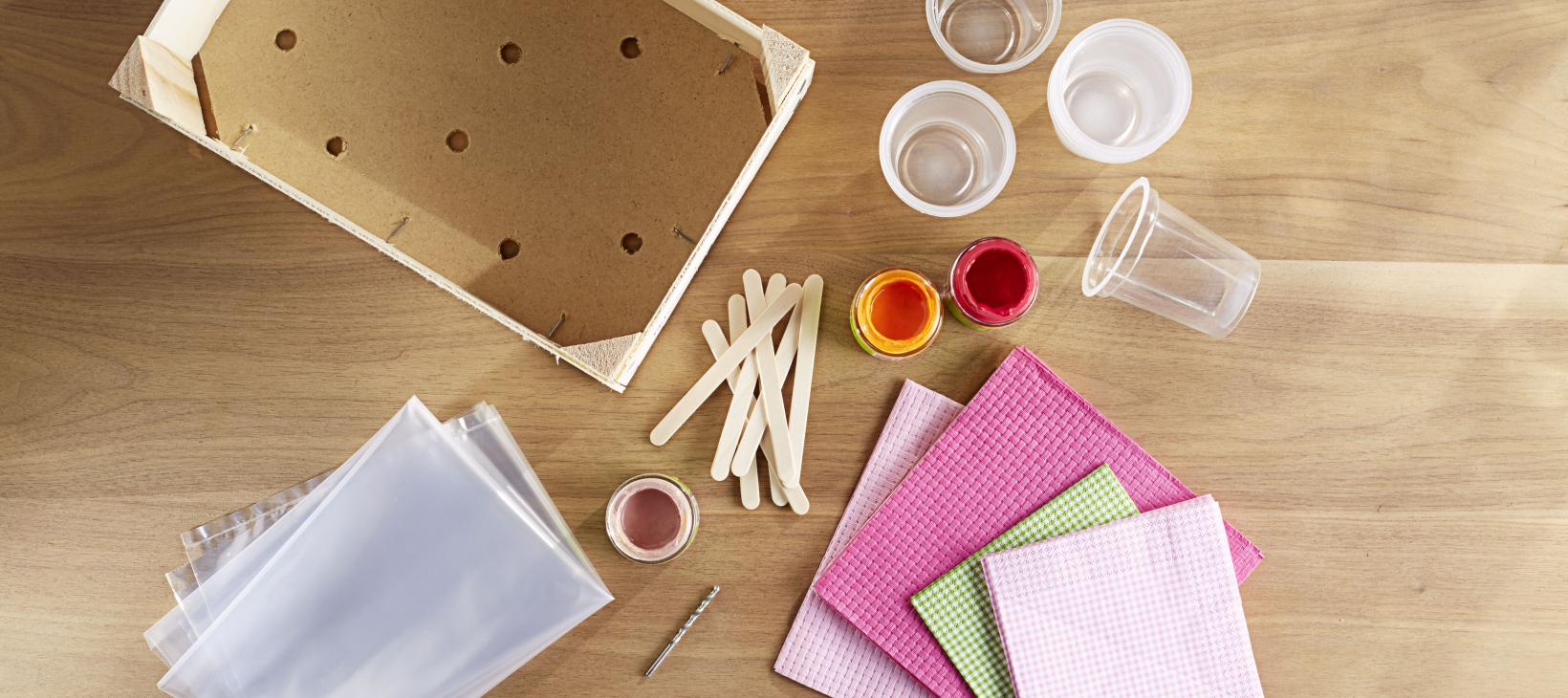 Material Becher-Upcycling-Tipp