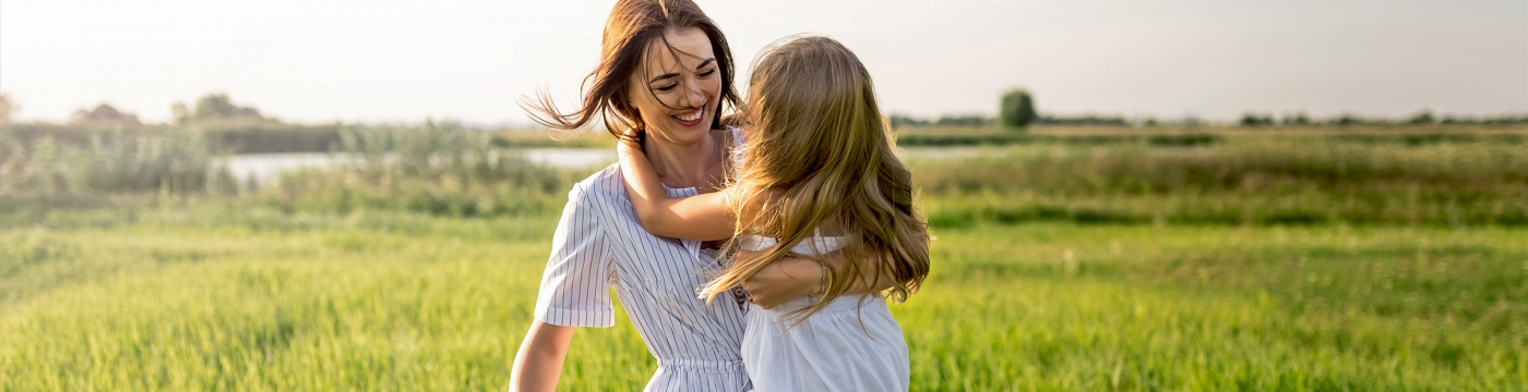 Mutter-und-Tochter